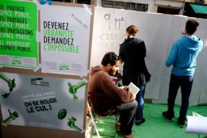 La cabane des Jeunes Ecolos Île-de-France : 9m² d'action