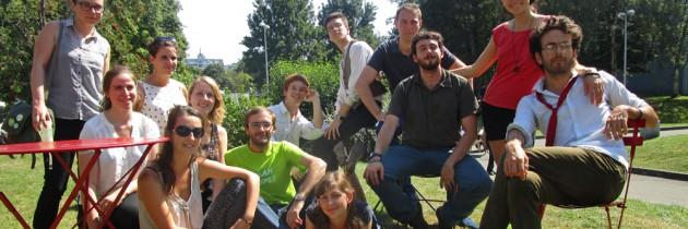 A Lille, les Jeunes Écologistes élisent une nouvelle équipe fédérale
