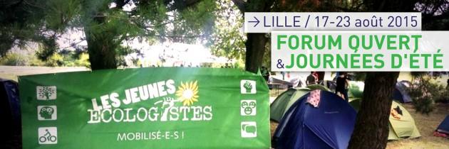 A Lille, les Jeunes Écologistes peaufinent leur militantisme