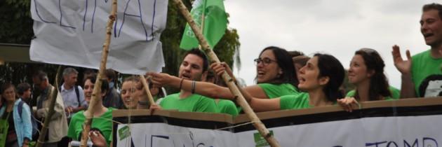 RadioLondres : focus sur le militantisme vert.