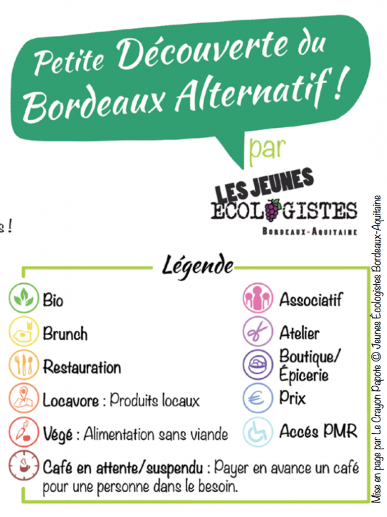 Guide Bordeaux alternatif