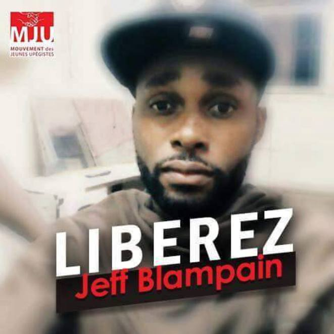 Libérez Jeff Blampain