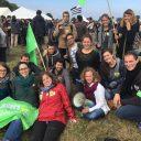 [Le Figaro] Notre-Dame-des-Landes : les opposants font «résonner les chants de leurs bâtons»