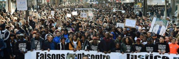 Toutes et tous dans la rue contre les violences policières