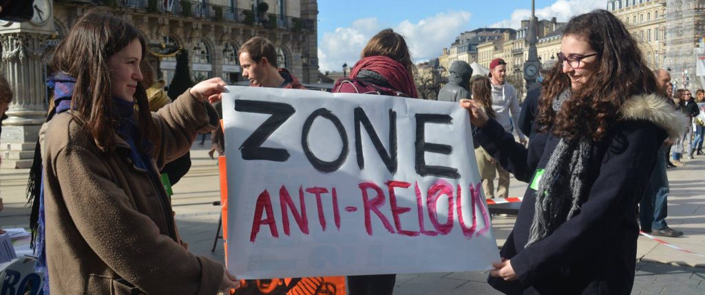 Zone anti-relous – JEBA